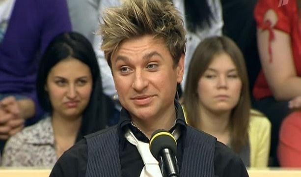Руслан Татьянин - - Модный приговор - Первый канал