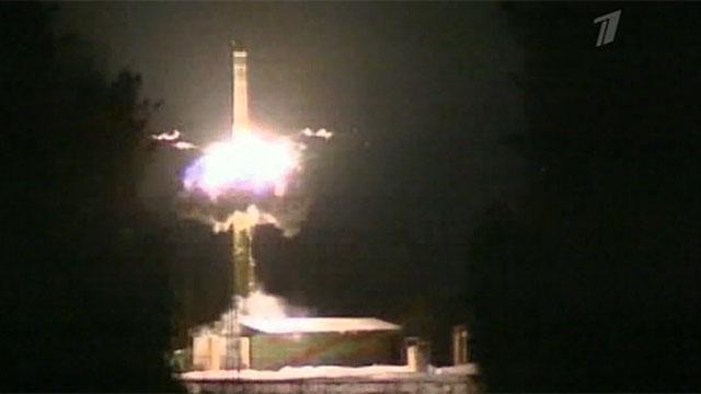RS-26 Rubezh ICBM PR20120527220145