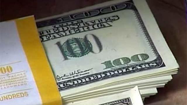 Скачок курса доллара