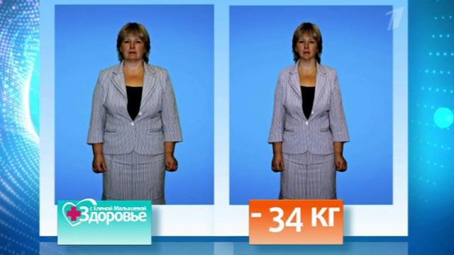 как похудеть на 34 кг