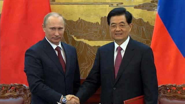 Кто отдал острова Китаю и при чем здесь Путин?