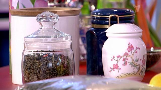 Чай источник витамина в1 зеленый чай