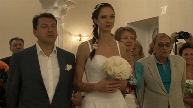 свадьба гамовой и мукасей фото