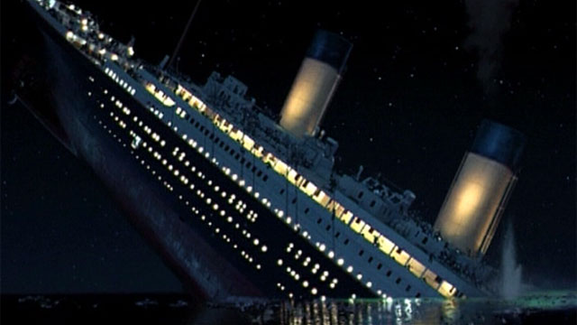Последняя ночь `Титаника`