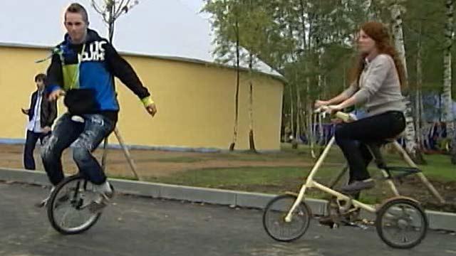 Трудных подростков отправляют в цирк