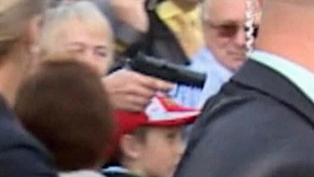 Охрана президента Чехии оказалась профнепригодна