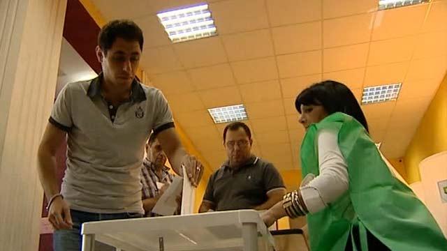 Результаты выборов в Грузии