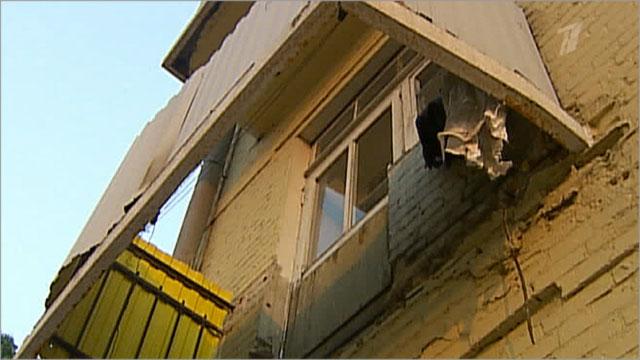 Многоэтажка по соннику, сонник дом упал.