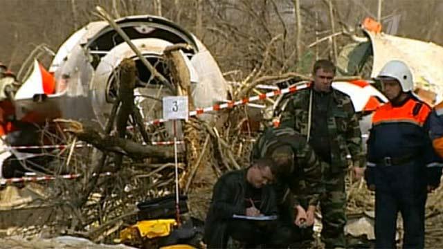 В Польше найден мертвым главный свидетель авиакатастрофы президентского лайнера