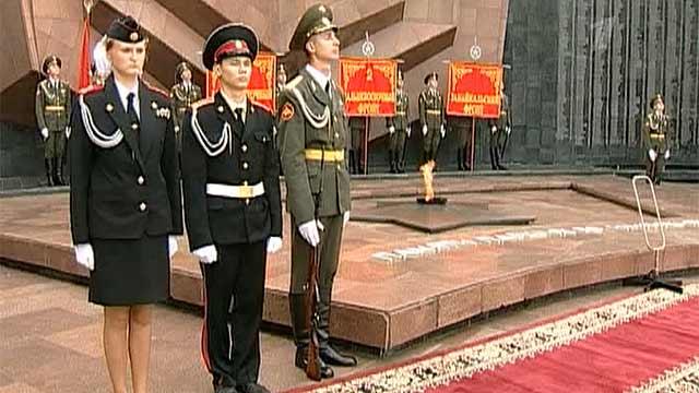 Школьники хабаровска примут участие в патриотической акции - хабаровские новости
