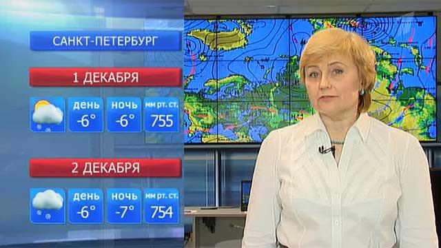 Погода в санкт петербурге