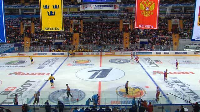 С победы начала Сборная России выступление на Кубке Первого канала