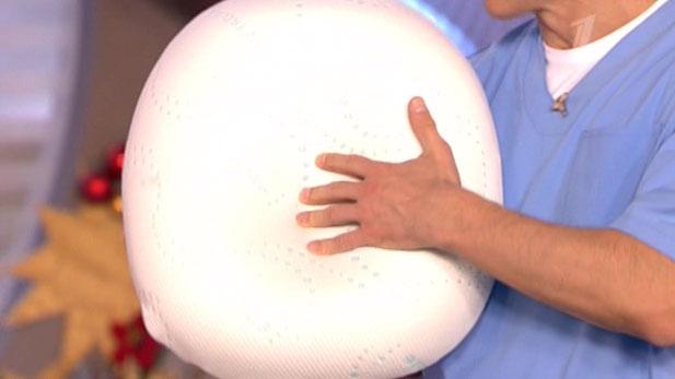 Ортопедическая подушка для грудничка: инструкция 48