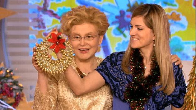 Фото новогоднее украшение из макарон 52