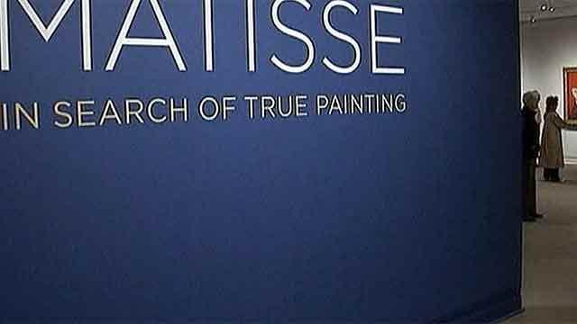 В музей современного искусства Стокгольма вернулась картина кисти Анри Матисса