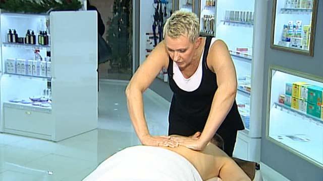 Как делать массаж, как делать тайский массаж
