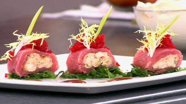 Вкусные салаты от шеф повара с