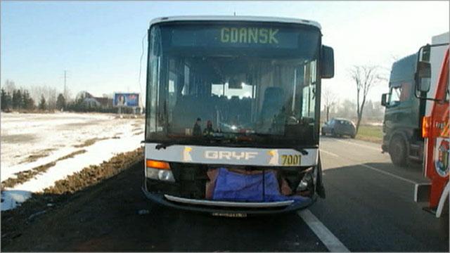 В Польше самоотверженность пассажиров междугороднего автобуса помогла предотвратить трагедию