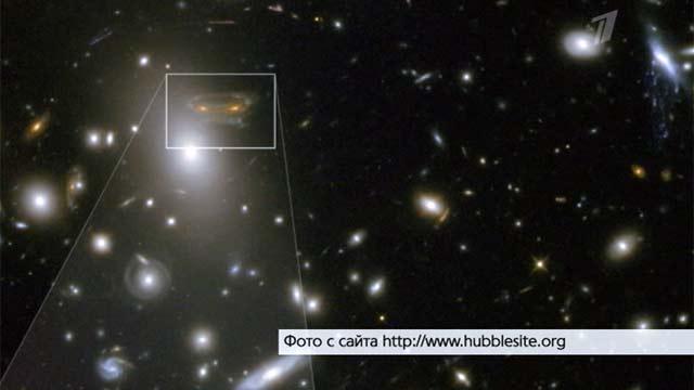 На снимках из космоса некоторые разглядели инопланетянина Фотографии