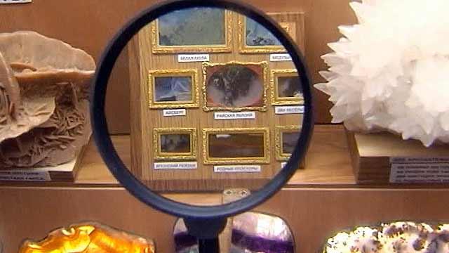 Шедевры из камней можно увидеть в музее Партенита. Волшебный Партенит.