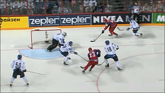 Чемпионат мира по хоккею матч между