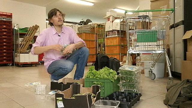 Немецкая семья нашла способ питаться абсолютно бесплатно