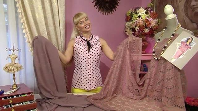 Видео как сшить платье на выпускной своими руками выкройки
