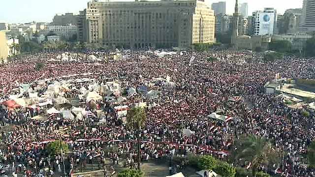 Ситуация в Египте накалилась до предела : ситуация в египте