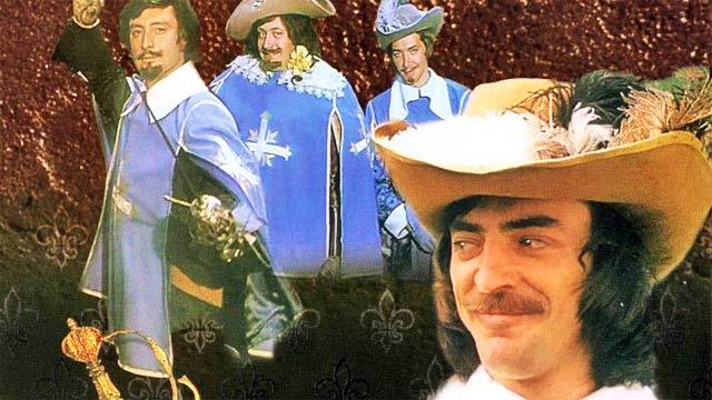Д'Артаньян и три мушкетера - Скоро в эфире - Первый канал