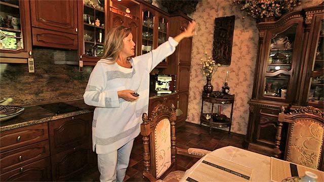 Елена проклова дом фото