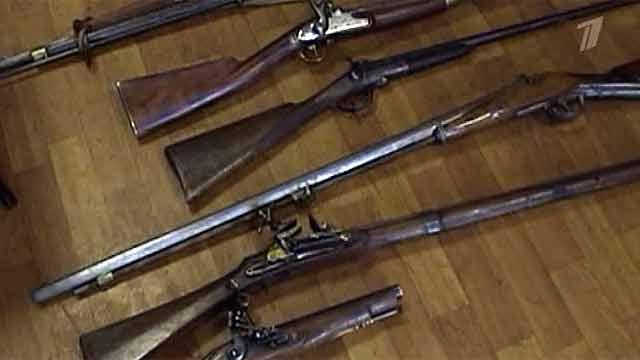 мушкеты и кремниевые ружья