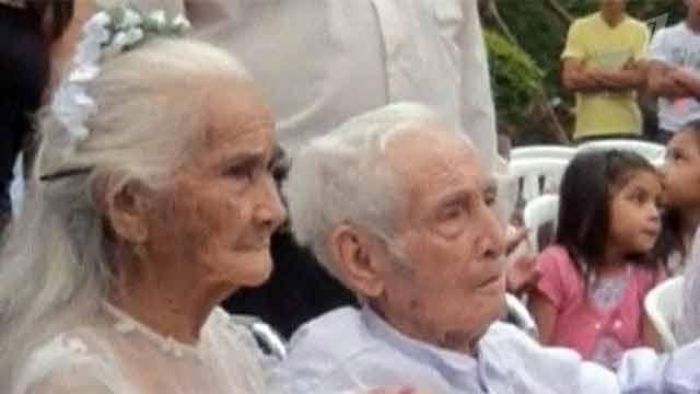 Ответы Mail Ru: 100 лет совместной жизни - это какая свадьба?