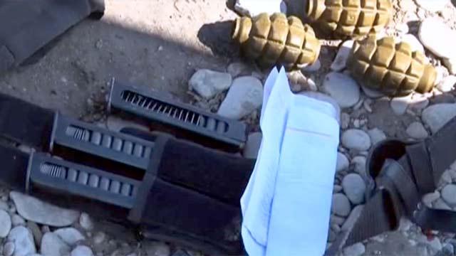 В Дагестане обнаружена и ликвидирована база террористов