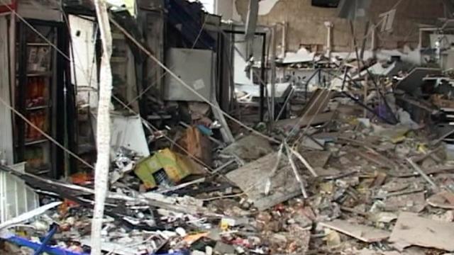 Развлекательный комплекс в Махачкале был взорван за неуплату