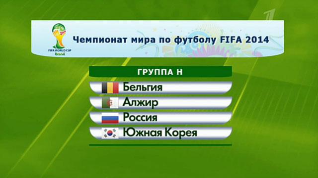 В Бразилии определятся соперники России на Чемпионате мира по футболу