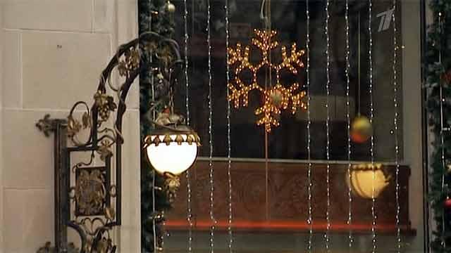 Новогодняя ночь в москве будет