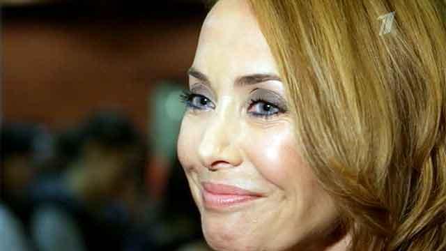 Жанну Фриске убивает рак. Первый канал  объявил о сборе средств на лечение