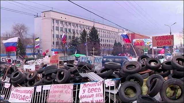 На востоке Украины объявили о перемирии