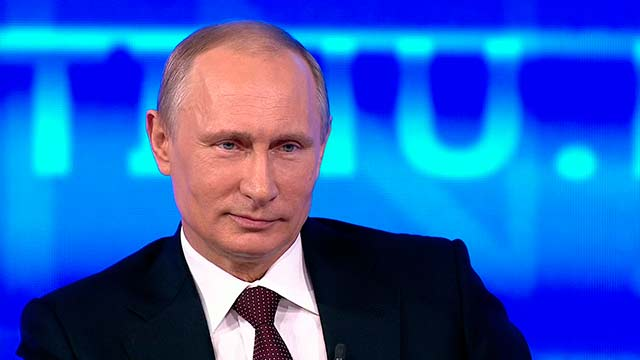 Putin diz ser impossível Europa parar de comprar gás russo