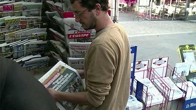 Вместо пресловутой ''руки Москвы'' западная пресса нашла на Украине американские следы