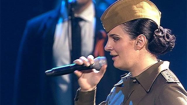 Елены ваенги военные песни 10 мая 2014