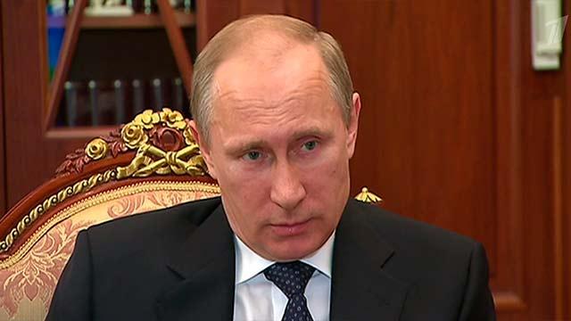 Putin quer indústria de defesa da Rússia autossuficiente