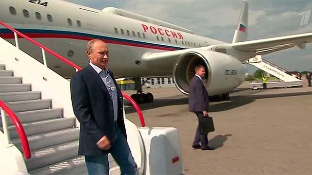 Путин в Ставрополе обсудил успехи и проблемы сельского хозяйства