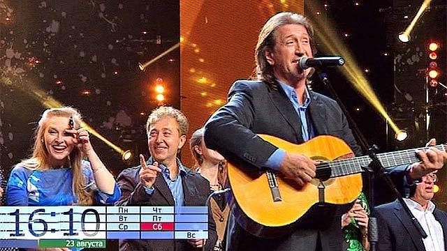 Премьера. Фестиваль бардовской песни