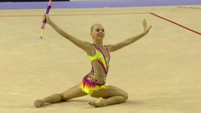 художественная гимнастика мы и наши дети: