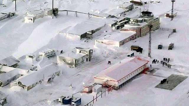 Rússia inaugura segunda base militar no Ártico