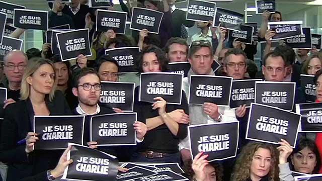Полиция франции ищет террористов