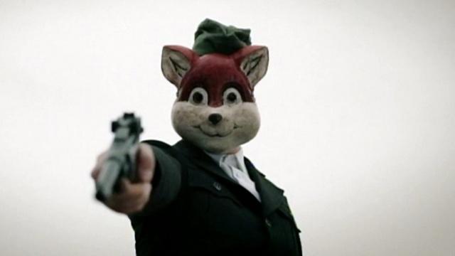 Кто убивал в маске зайца