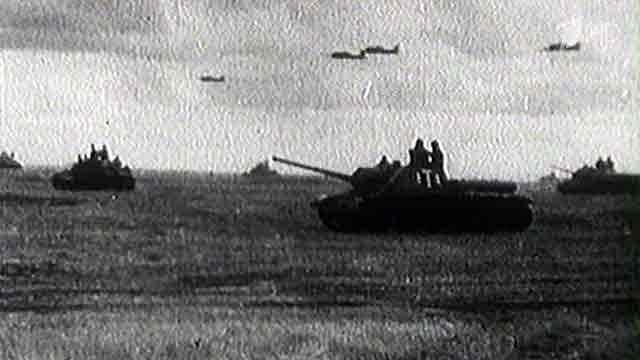 70 лет назад Красная Армия выбила фашистов из Братиславы
