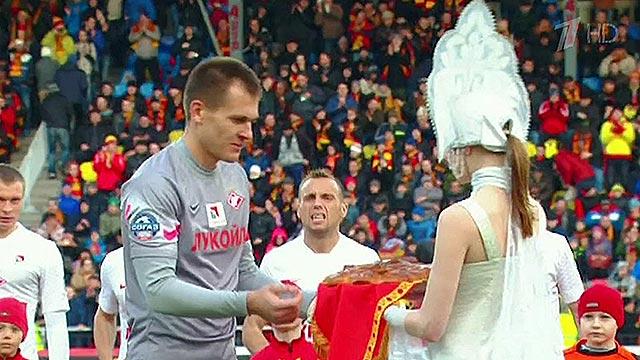 России по футболу в премьер лиге